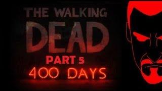 BAD HORROR MOVIE - The Walking Dead: 400 Days - Part 5