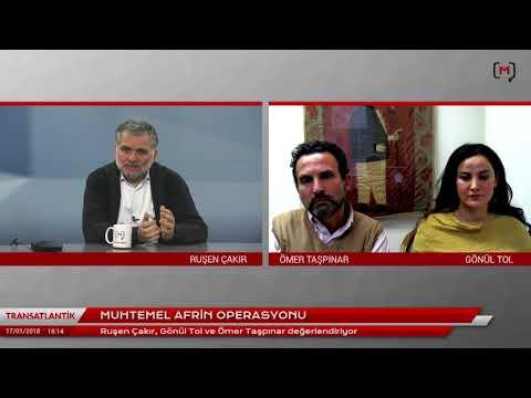 Transatlantik: Muhtemel Afrin operasyonu, Ankara-Bağdat-Erbil temasları.