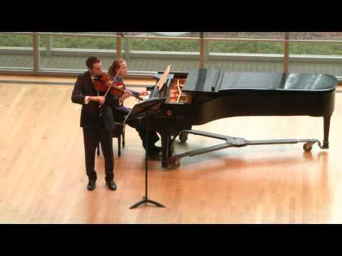 Shostakovich: Viola Sonata  Michael Schneider, viola Alicja Basinska, piano