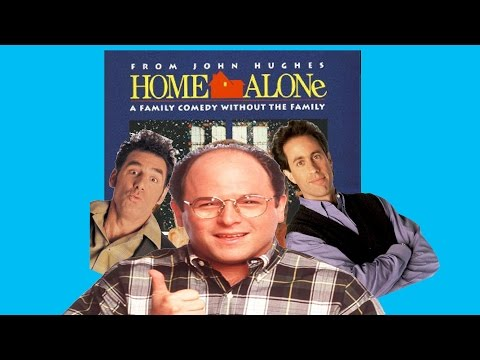 Home Alone Meets Seinfeld