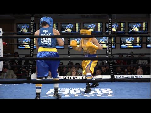 NY Daily News Golden Gloves Finals at Empire City Casino 3/16