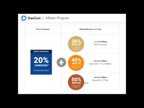Find Out More About This Incredible Opportunity Dascoin