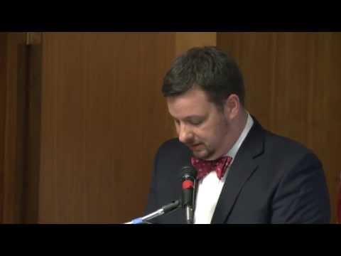 Grand Secretary Allan Casalou's Presentation on Earl Warren