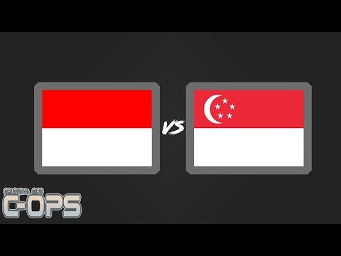 ACS Singapore vs Indonesia | COMEBACK OR LOSE