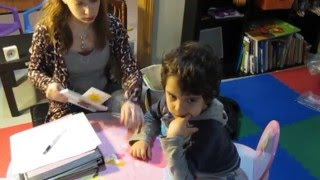 ABA-therapy for 4 year old autistic son