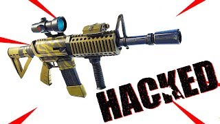 This Gun Has a SECRET HACK in Fortnite...