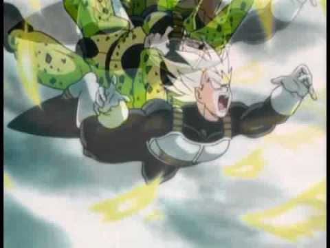 DBZ Cell Tribute  Disturbed   Remember