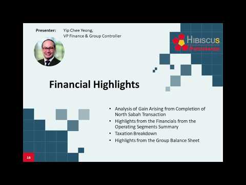 Quarterly Financial Report 30 June 2018 Webcast
