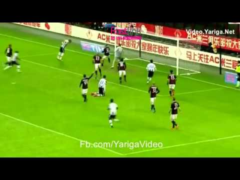 AC Milan 0 - 1 Udinese Pablo Armero 7/2/2016