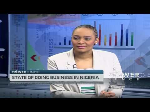 State of doing business in Nigeria