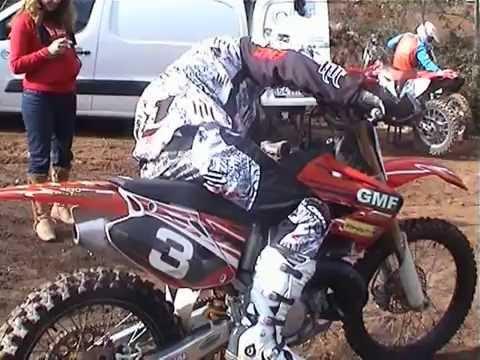 II Convivio de Motocross 7-11-2010 Rebordões Santa Maria Ponte de Lima