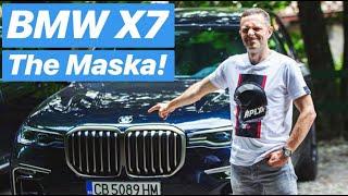 BMW X7! The Maska! - testirao Juraj Šebalj
