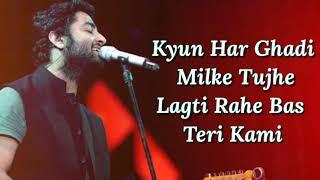 Baatein Ye Kabhi Na Lyrics | Khamoshiyan | Arijit Singh | Sayeed Q, Jeet G | Ali, Gurmeet, Sapna