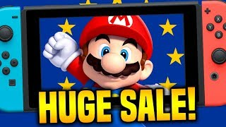 Top 10 BEST Switch Sales Right…