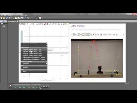 PASCO Capstone Video Analysis