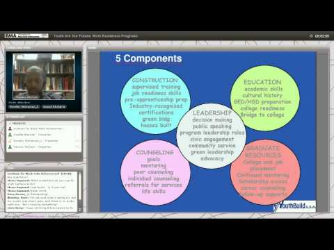IBMA Webinar: Youth Are Our Future- Work Readiness Programs