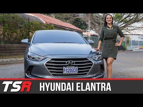 Hyundai Elantra El sedan coreano de calidad, elegancia y confort. Monika Marroquin