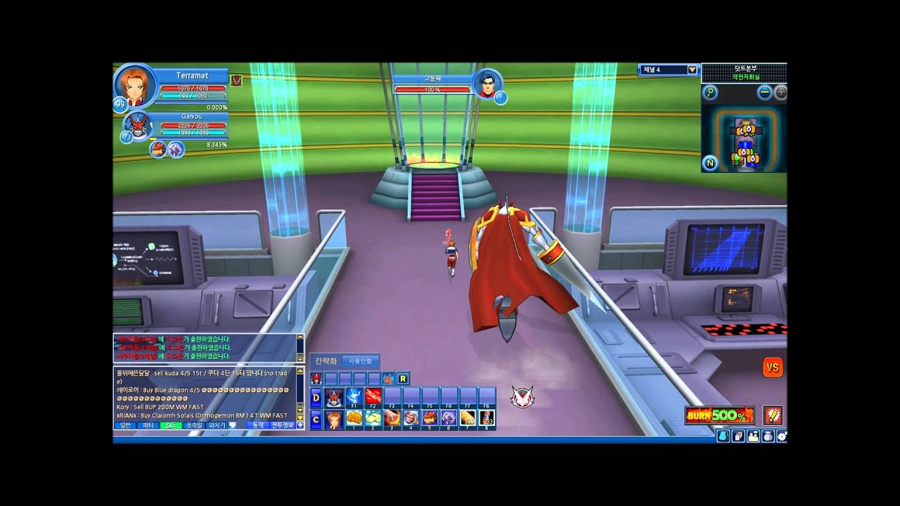 Digimon masters online new map dats center youtube gumiabroncs Gallery