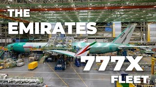 Emirates' New Boeing 777X Fleet – What We Know So Far
