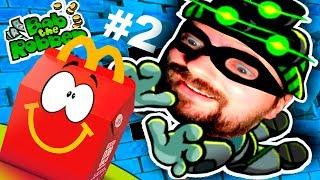 Злодюжка БОБ Ігровий мультик про грабіжника #2