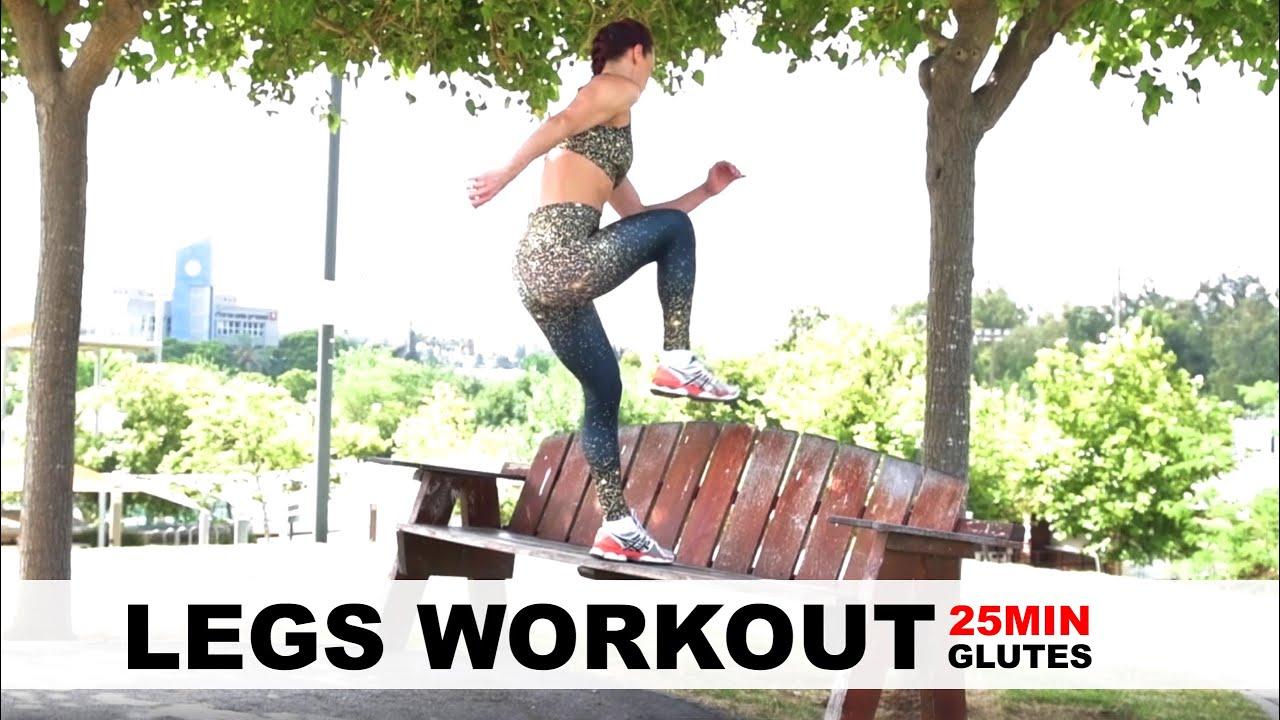 Legs workout | Calf | Glutes | 25min