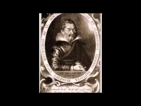 Jean-Baptiste Besard (1567ca - 1625ca) - Gagliarda Bellissima