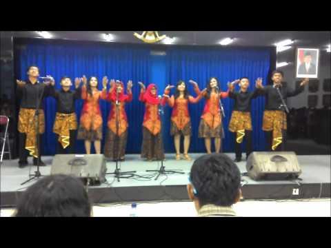 Nidji - Laskar Pelangi (Vocal Group Teknik Kimia UGM - Teknisiade 2015)