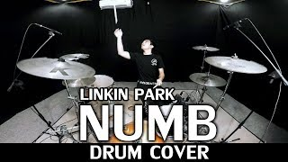 Linkin Park - Numb - Drum Cover by IXORA (Wayan)