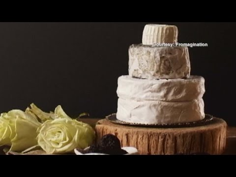 Cakes Made Out Of Cheese Are Popular In Wisconsin