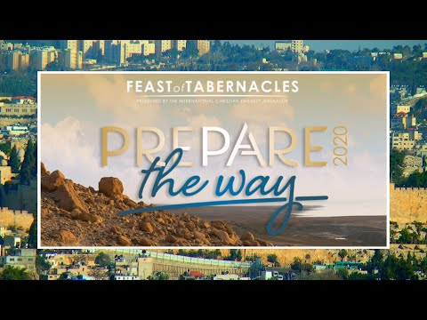 2020 ICEJ Canada Feast Of Tabernacles And 40th Anniversary Tours