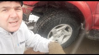 Talking Winter Tires for Hunting | HuntingLife