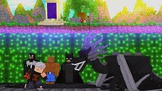 Minecraft: TORNEIO DE HERÓIS 👾 - PORTAL DOS HERÓIS ! ‹ Ine ›
