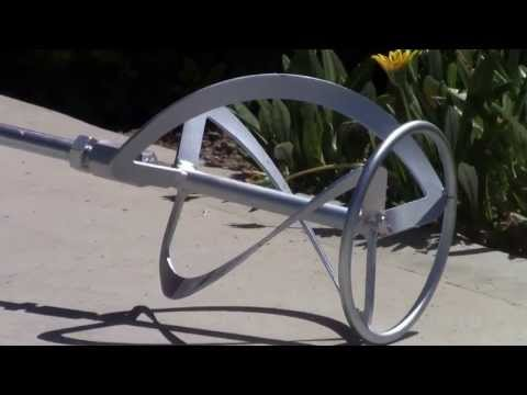 Electric 2 Speed Mixer Electric Mixer for Mortars Concretes Grouts/ DEMO TEST