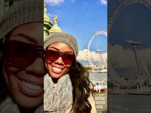 Tabitha's Travel Vlog: London Tea & London Eye