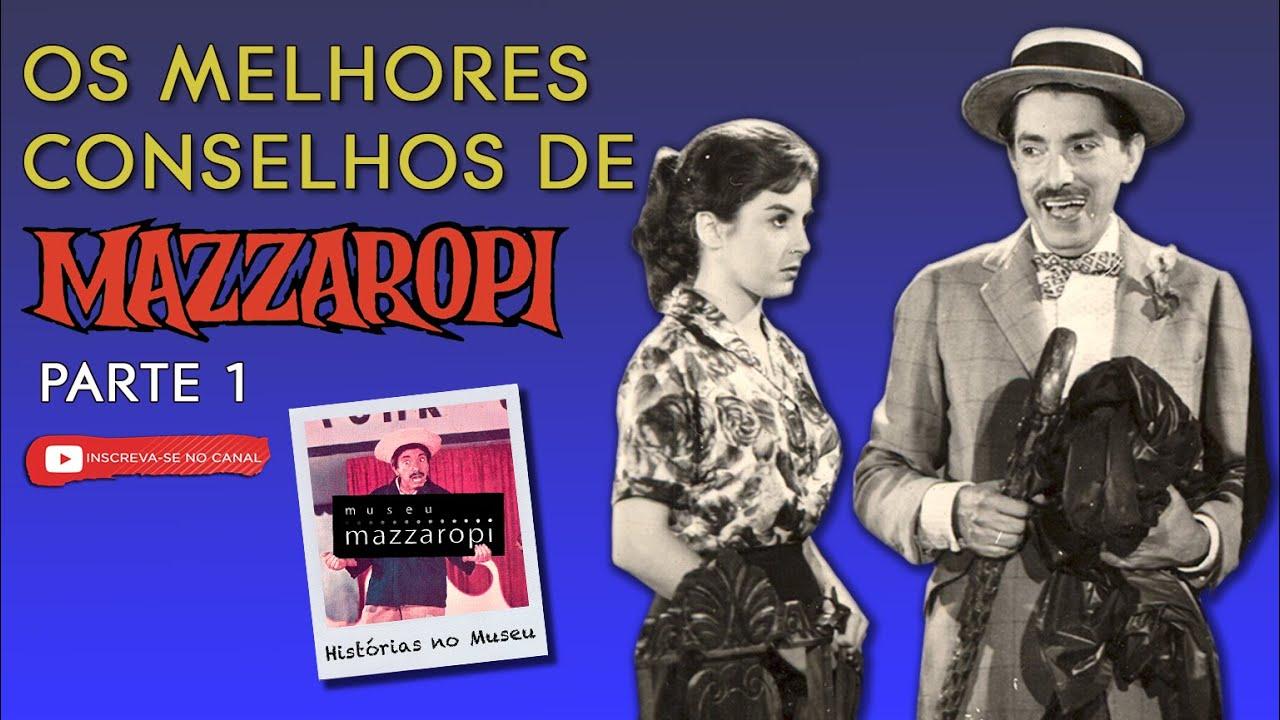 Histórias no Museu - Os melhores conselhos do Mazzaropi (Parte 1)