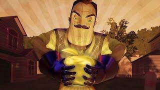 (livestream) HUNT FOR THE GOLDEN APPLE and OTHER SECRETS!? (Hello Neighbor / Hello Neighbour)