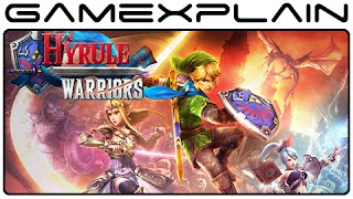 Hyrule Warriors - Opening Cutscene (Japanese Wii U)