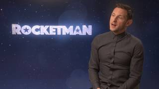 Jamie Bell wanted to be a support system for Taron Egerton in Rocketman | Cineworld interview