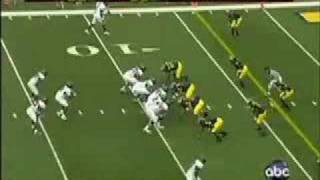 Oregon Ducks Big Hits