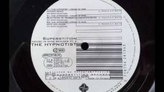 the hypnotist house is mine - blue peter vs trigger delinquents remix