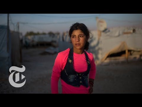 The Displaced | 360 VR Video | The New York Times