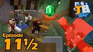 'Who's the Hero of this Village?' - Truly Bedrock EP11½, Bedrock 1.11 Survival