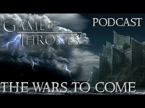 Game of Thrones Season 7 Podcast | Battle of Dragonstone and Field of Fire Preview