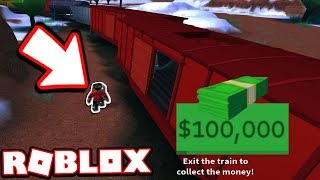 ROBBING MAX CASH IN 24 HOURS!!! *GLITCH* (Roblox Jailbreak)