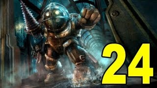 Bioshock - Part 24 - Andrew Ryan's Office (Let's Play/Playthrough/Walkthrough)