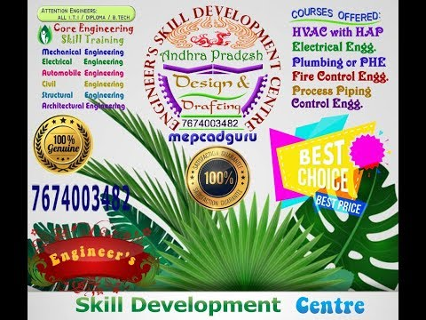 MEP consultancy, corporate training and engineers skill development centre