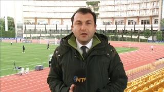 Beşiktaş'ın ikinci yarı hazırlıklarını Övünç Özdem kamptan bildiriyor (CANLI)