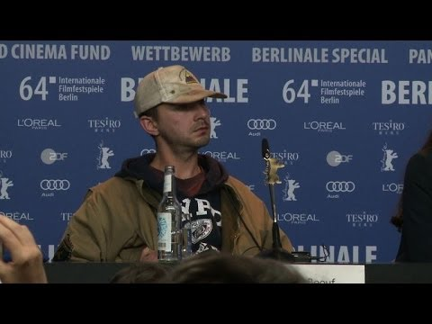 Berlin presents 'Nymphoniac', Von Trier skips news conference