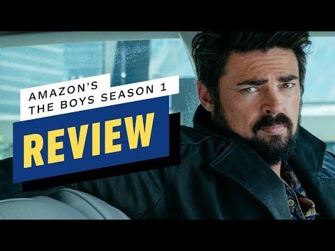 Amazon's The Boys: Season 1 Review