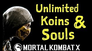 Mortal Kombat X Hack iOS Android Windows Xbox PlayStation - MKX HACK